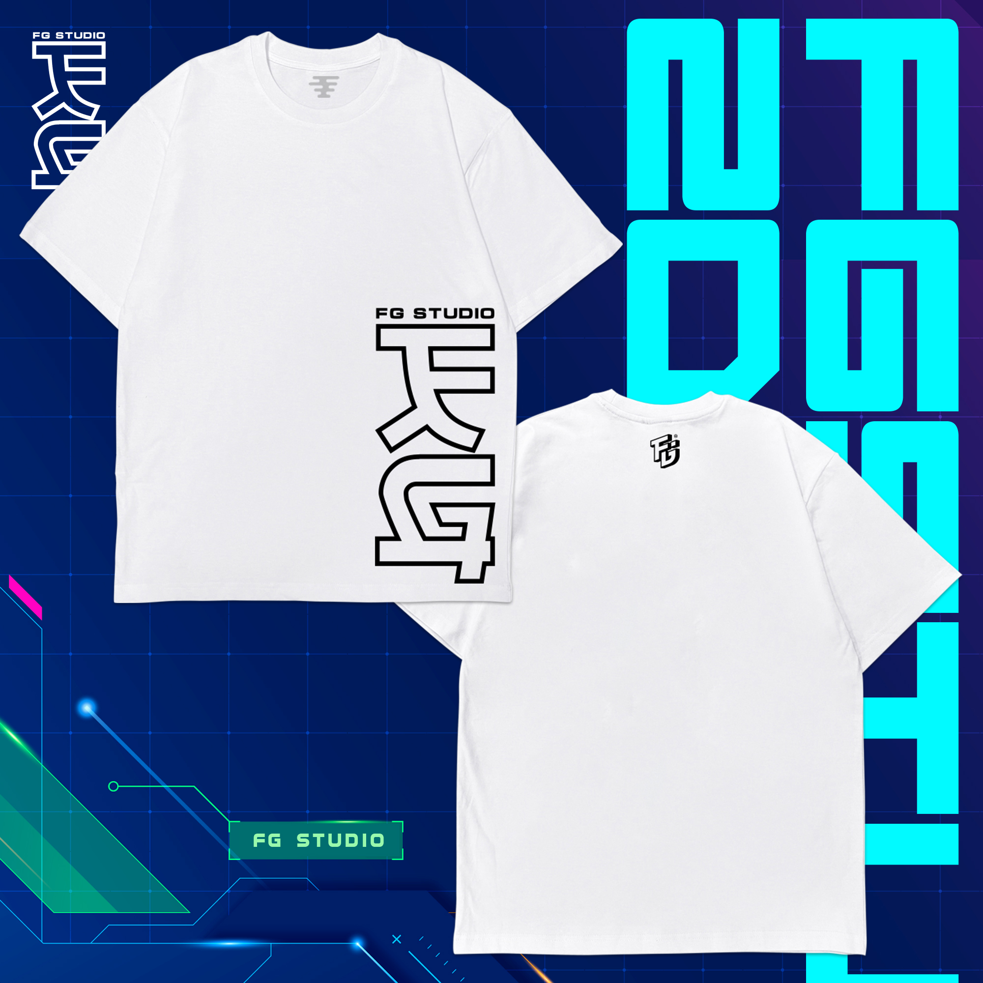 6 Years Special Basic T-shirt White